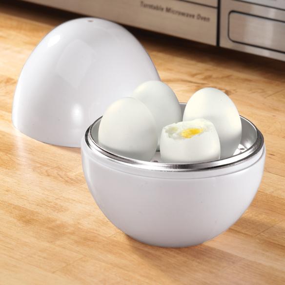 Microwave Egg Boiler Microwave Egg Cooker Walter Drake