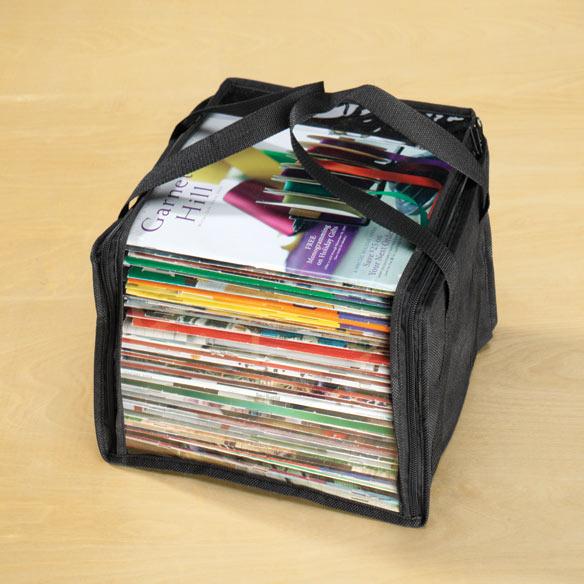 Magazine Storage Bags Plastic Magazine Storage Walter Drake
