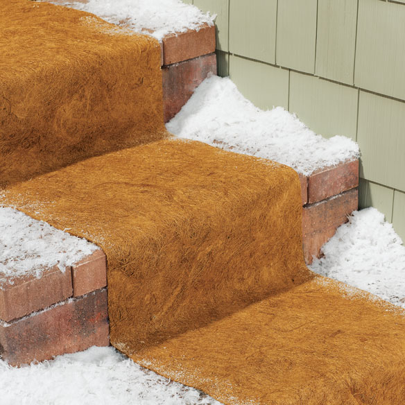 No Slip Ice Carpet Ice Mat Outdoor Runner Walter Drake