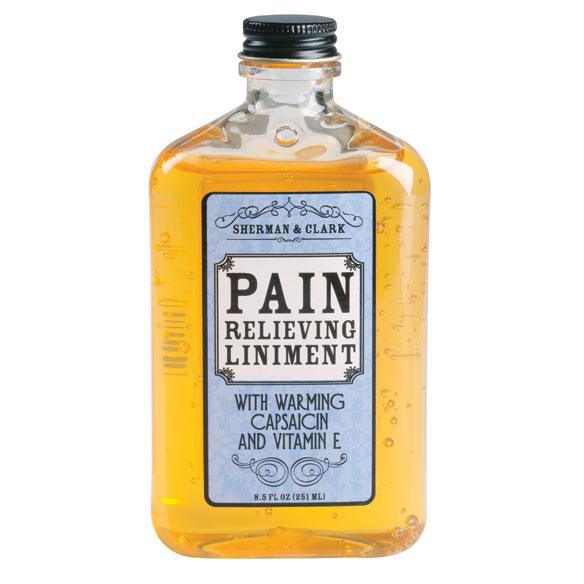 Sherman & Clark Pain Relieving Liniment - Pain Cream ...