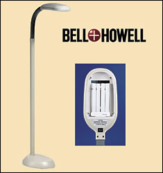 Bell+Howell® Sunlight Floor Lamp