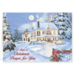 World Religion Day  - I Said A Christmas Prayer Religious Christmas Card Set of 20