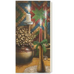 Christmas Cards - Personalized Candlelight Christmas Card Set of 20