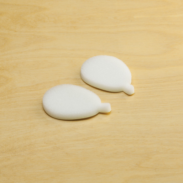 Lotion Applicator Refill Pads
