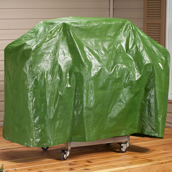 "Outdoor Gas Grill Cover - 60""L x 42""H x 22""W - View 1"