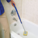 Bath Accessories - Bathtub Scrubber