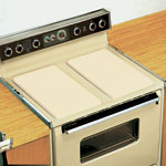 Electric Burner Covers - Set of 2