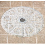 Bath Accessories - Non Slip Clear Shower Mat