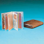 Plastic Wallet Inserts