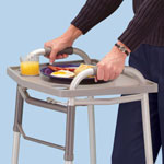 Mobility, Braces & Footcare - Walker Tray