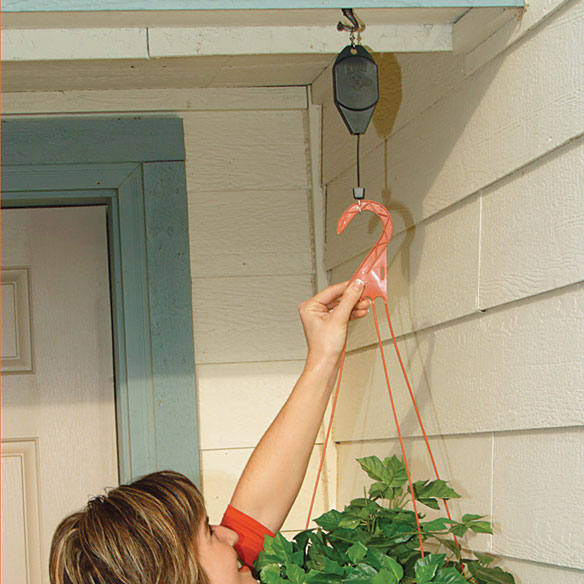 Pull-A-Plant Basket Hanger - View 1