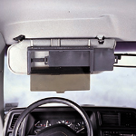 Safe Summer Travel - Extend A Visor™ - 2 Pack