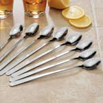 Kitchen - Iced Tea Spoons - Set of 8