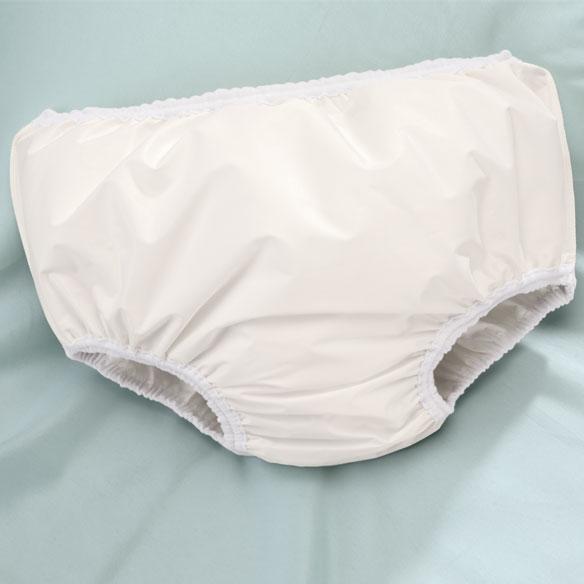 Original Women In Plastic Baby Pants  Bing Images