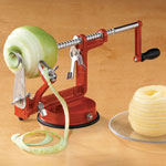 Thanksgiving Cooking Helpers - Apple Master Peeler/Corer/Slicer