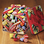 Quick Gift Ideas - Hammond's® Old Fashioned Christmas Candy Tin - 10 Oz.
