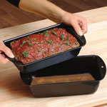 TV Gifts - Lowfat Nonstick Meatloaf Pan