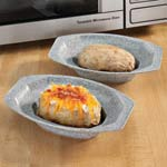Small Appliances & Accessories - Potato Bakers - Set of 2