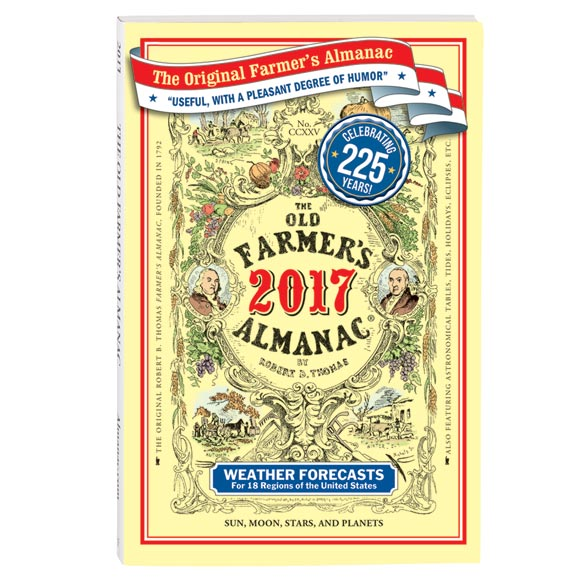 Old Farmer's Almanac - View 1