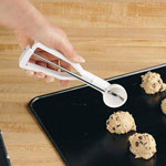 Holiday Helpers for the Kitchen - Cookie Dropper