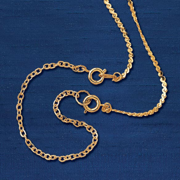 Necklace Extender Set