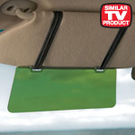 Safe Summer Travel - Sun Visor Extender