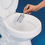 Holiday Helpers for the Home - Toilet Ring Remover