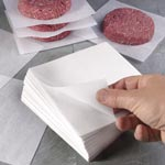 Summer BBQ - Dry Wax Paper Squares - Set of 350