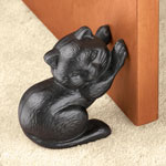 Quick Gift Ideas - Cast Iron Cat Doorstop