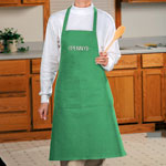 Thanksgiving Cooking Helpers - Personalized Chef Apron