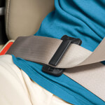 Safe Holiday Travel - Seat Belt Strap Adjuster