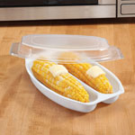 Small Appliances & Accessories - Microwave Corn Steamer