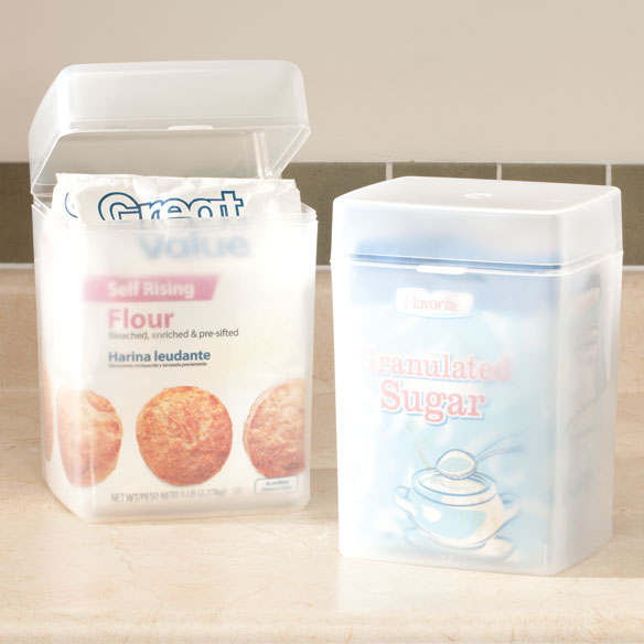 Flour And Sugar Keepers