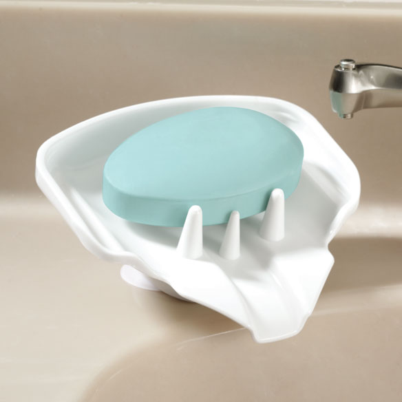 Elegant Bathroom Soap Dish   Zoom