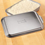 Holiday Helpers - Personalized Cake Pan With Lid