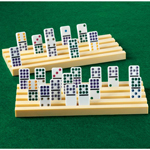 Toys & Games - Domino Tile Holder - Set Of 2