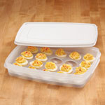 Perfect Cookout - Deviled Egg Keeper