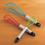 Gadgets & Utensils - Silicone Whisk Set - Set Of 3