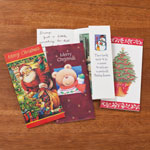 Christmas Cards - Christmas Money Holder Set of 8