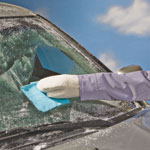 Safe Holiday Travel - No Frost Cloth