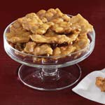 Quick Gift Ideas - Peanut Brittle Gift - 12 Oz.