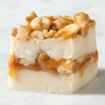 Stocking Stuffers - Salted Nut Fudge Roll