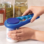Gadgets & Utensils - Easy Twist Jar Opener