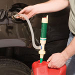 Safe Holiday Travel - Battery-Operated Liquid Transfer Pump