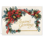 Christmas Cards - Personalized Seasons Greetings Cards