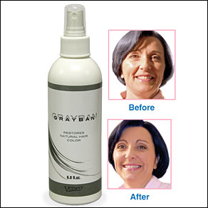 GrayBan Hair Color Restorer