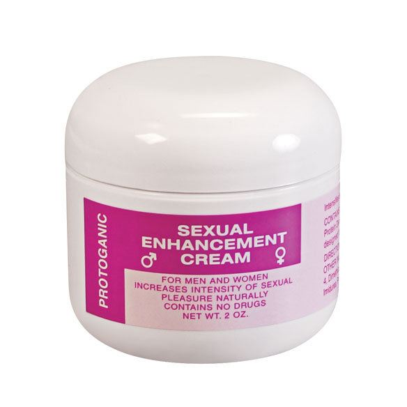 Sexual Enhancement Cream