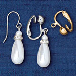 Jewelry & Accessories - Fish Hook Earring Converter