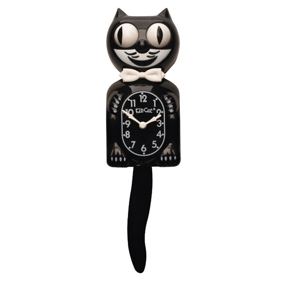 Kit-Cat® Clock