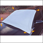Outdoor - Magnetic Windshield Cover